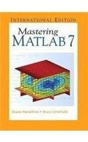 Mastering MATLAB 7 (IE-Paperback)-cover