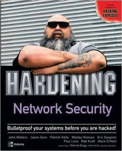 Hardening Network Security-cover