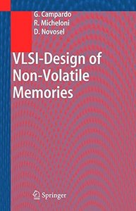 VLSI-Design of Non-Volatile Memories (Hardcover)