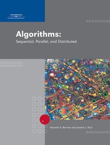Algorithms : Sequential , Parallel , and Distributed (Hardcover)-cover