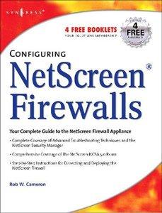 Configuring NetScreen Firewalls-cover