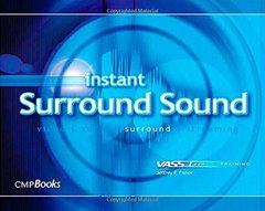 Instant Surround Sound Audio-cover