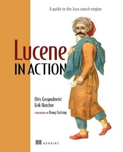 Lucene in Action-cover