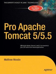 Pro Jakarta Tomcat 5-cover