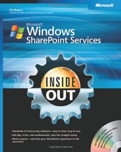Microsoft Windows SharePoint Services Inside Out (Paperback)-cover