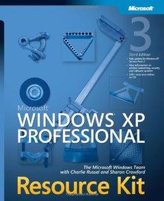 Microsoft Windows XP Professional Resource Kit, 3/e-cover