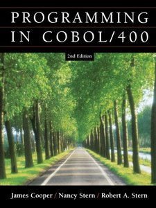 Programming In COBOL / 400, 2/e-cover