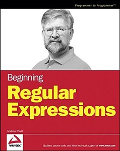 Beginning Regular Expressions-cover