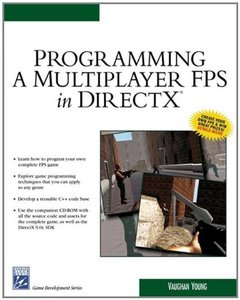 Programming a Multiplayer FPS in DirectX (Paperback)-cover