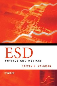ESD Physics and Devices (Hardcover)-cover