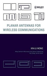 Planar Antennas for Wireless Communications-cover