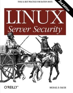 Linux Server Security, 2/e-cover