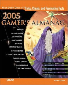 2005 Gamer's Almanac: Your Daily Dose of Tricks, Cheats, and Fascinating Facts-cover