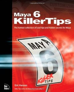 Maya 6 Killer Tips-cover