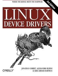 Linux Device Drivers, 3/e (Paperback)-cover
