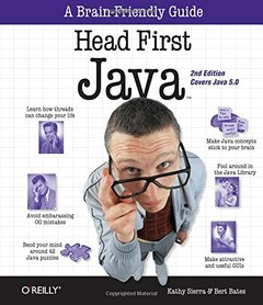 Head First Java, 2/e (Paperback)-cover