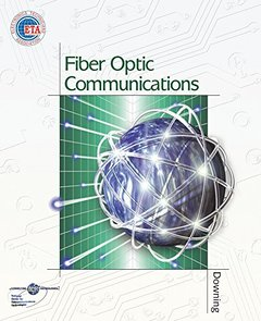 Fiber Optic Communications (Paperback)-cover