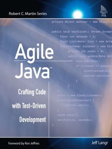 Agile Java: Crafting Code with Test-Driven Development-cover