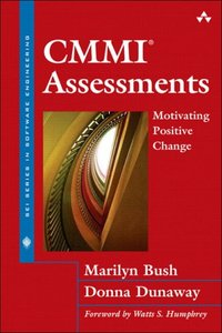 CMMI Assessments: Motivating Positive Change-cover