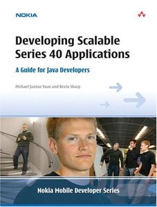Developing Scalable Series 40 Applications: A Guide for Java Developers (Paperback)-cover