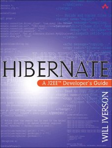 Hibernate: A J2EE Developer's Guide (Paperback)-cover