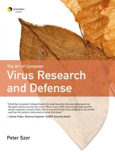 The Art of Computer Virus Research and Defense (Paperback)-cover