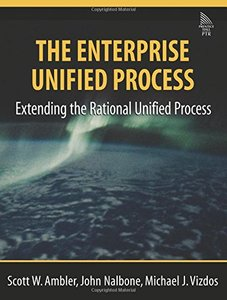 The Enterprise Unified Process: Extending the Rational Unified Process-cover