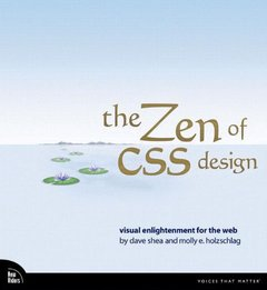 The Zen of CSS Design: Visual Enlightenment for the Web-cover