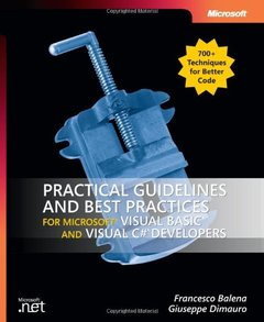 Practical Guidelines and Best Practices for Microsoft Visual Basic and Visual C# Developers-cover