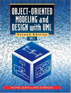 Object-Oriented Modeling and Design with UML, 2/e-cover