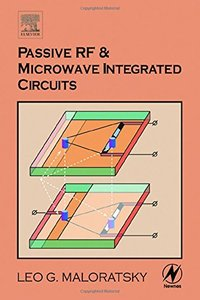 Passive RF & Microwave Integrated Circuits (Hardcover)-cover