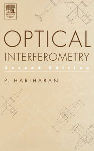 Optical Interferometry, 2/e (Hardcover)-cover
