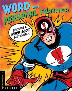 Word 2003 Personal Trainer-cover