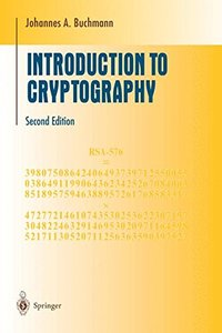 Introduction to Cryptography, 2/e-cover