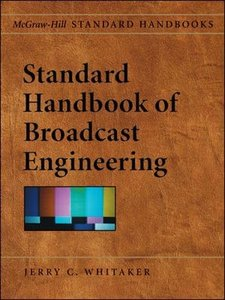 Standard Handbook of Broadcast Engineering-cover