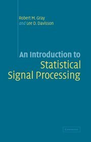 An Introduction to Statistical Signal Processing (Hardcover)-cover