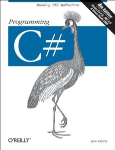 Programming C#, 4/e-cover
