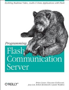 Programming Flash Communication Server-cover