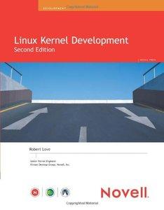 Linux Kernel Development, 2/e (Paperback)-cover