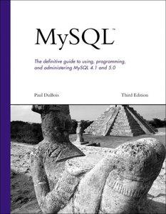 MySQL, 3/e-cover