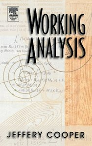 Working Analysis (Hardcover)-cover