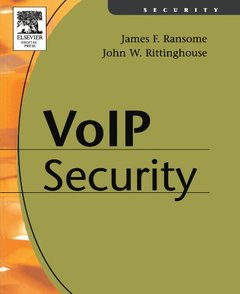 Voice over Internet Protocol (VoIP) Security-cover