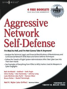 Aggressive Network Self-defense-cover