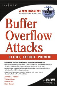 Buffer Overflow Attacks-cover