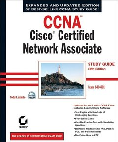 CCNA Cisco Certified Network Associate Study Guide, 5/e (640-801)-cover
