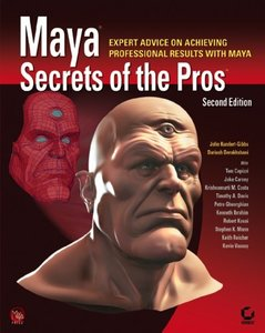 Maya Secrets of the Pros, 2/e (Paperback)-cover