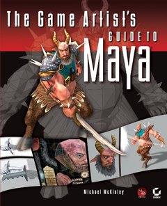 The Game Artist's Guide to Maya-cover