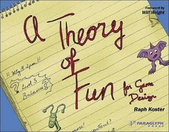 A Theory of Fun for Game Design (Paperback)-cover