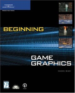 Beginning Game Graphics-cover