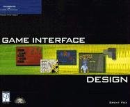 Game Interface Design (Paperback)-cover